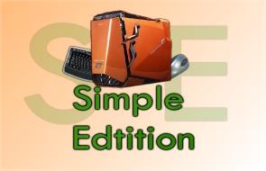Mėnesio kompiuteris Simple Edition